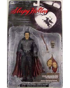McFARLANE SLEEPY HOLLOW THE HEADLESS HORSEMAN ノーマルヘッド ブリスターヤケ特価