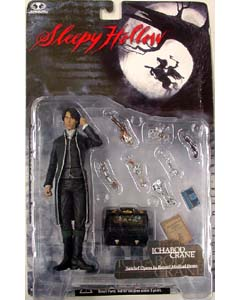 McFARLANE SLEEPY HOLLOW ICHABOD #2 台紙傷み特価