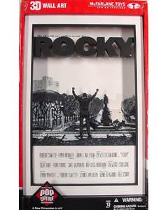 McFARLANE 3D WALL ART ROCKY