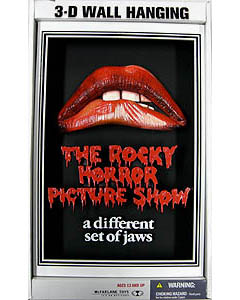 McFARLANE 3D WALL HANGING THE ROCKY HORROR PICTURE SHOW