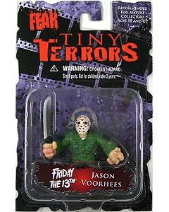 MEZCO CINEMA OF FEAR TINY TERRORS FRIDAY THE 13TH JASON VOORHEES