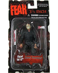 MEZCO CINEMA OF FEAR 3.75インチ FRIDAY THE 13TH JASON VOORHEES