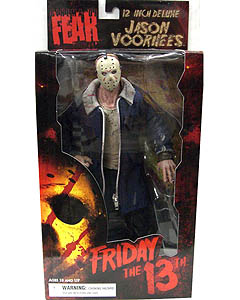 MEZCO CINEMA OF FEAR 12インチ リメイク版 FRIDAY THE 13TH JASON VOORHEES