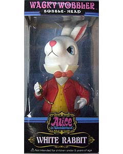 FUNKO WACKY WOBBLER ALICE IN WONDERLAND WHITE RABBIT