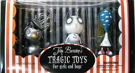 DARK HORSE オイスターボーイの憂鬱な死 ROBOT BOY & STAIN BOY & THE GIRL WITH MANY EYES ニューパッケージ
