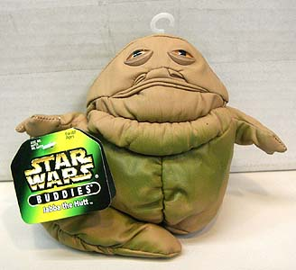 KENNER STAR WARS BUDDIES JABBA THE HUTT