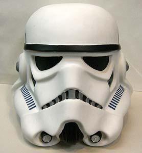STAR WARS USA ディズニーテーマパーク限定 STORM TROOPER ヘルメット型 ソフビバンク