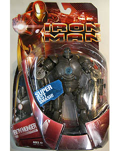 HASBRO 映画版 IRON MAN SERIES 1 IRON MONGER [BLUE]
