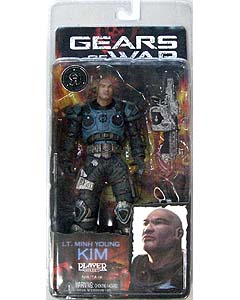 NECA GEARS OF WAR USA TOYSRUS限定 LT. MINH YOUNG KIM