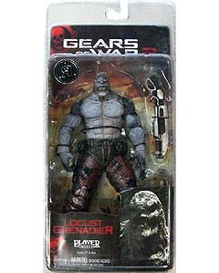 NECA GEARS OF WAR USA TOYSRUS限定 LOCUST GRENADIER