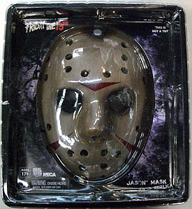 NECA FREDDY VS JASON JASON MASK PROP REPLICA