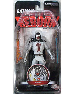 DC DIRECT BATMAN REBORN SERIES 1 AZRAEL