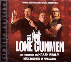 THE LONE GUNMEN ザ・ローン・ガンメン / HARSH REALM ハーシュ・レルム 2作収録