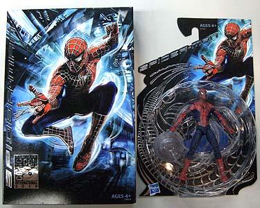 2010年サンディエゴ コミコン限定 HASBRO SPIDER-MAN 3.75インチアクションフィギュア SPIDER-MAN [MOVIE]