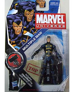 HASBRO MARVEL UNIVERSE SERIES 2 #028 MULTIPLE MAN