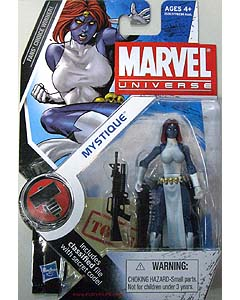 HASBRO MARVEL UNIVERSE SERIES 2 #029 MYSTIQUE