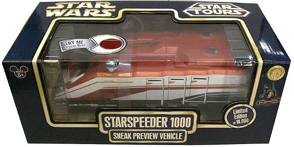 STAR WARS セレブレーション5限定 STARSPEEDER 1000