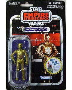 HASBRO STAR WARS 2010 THE VINTAGE COLLECTION SEE-THREEPIO (C-3PO) [THE EMPIRE STRIKES BACK]