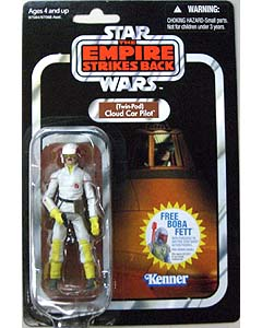 HASBRO STAR WARS 2010 THE VINTAGE COLLECTION CLOUD CAR PILOT (TWIN-POD) [THE EMPIRE STRIKES BACK]