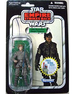 HASBRO STAR WARS 2010 THE VINTAGE COLLECTION LUKE SKYWALKER (BESPIN FATIGUES) [THE EMPIRE STRIKES BACK]