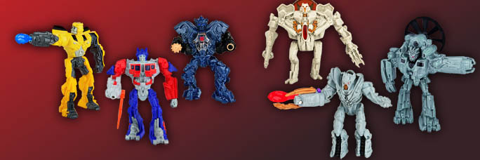 USA McDONALD HAPPY MEAL TRANSFORMERS 全6種セット