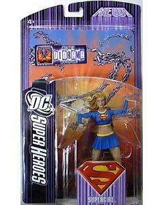 MATTEL DC SUPER HEROES SERIES 5 SUPERGIRL