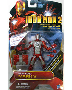 HASBRO 映画版 IRON MAN 2 USA WALMART限定 6インチ IRON MAN MARK V