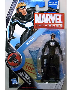 HASBRO MARVEL UNIVERSE SERIES 2 #018 VARIANT HAVOK