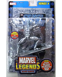TOYBIZ MARVEL LEGENDS 5 SPAIN EXCLUSIVE SILVER SURFER