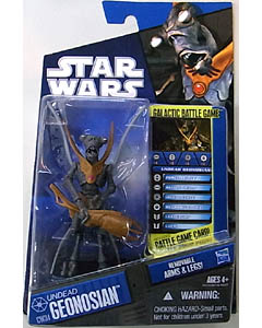 HASBRO STAR WARS THE CLONE WARS BASIC FIGURE UNDEAD GEONOSIAN