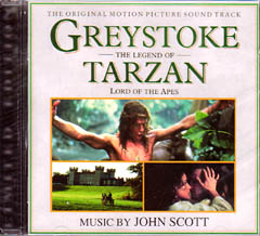GREYSTOKE -THE LEGEND OF TARZAN, LORD OF THE APES- グレイストーク -類人猿の王者- ターザンの伝説