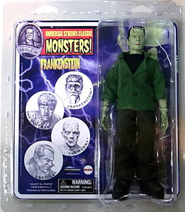 DIAMOND SELECT UNIVERSAL MONSTERS RETRO CLOTH ACTION FIGURE FRANKENSTEIN ブリスターワレ特価