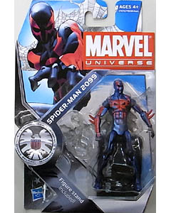 HASBRO MARVEL UNIVERSE SERIES 3 #005 SPIDER-MAN 2099 台紙傷み特価