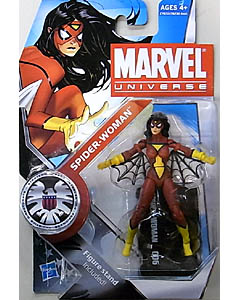 HASBRO MARVEL UNIVERSE SERIES 3 #006 SPIDER-WOMAN