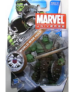 HASBRO MARVEL UNIVERSE SERIES 3 #003 WORLD WAR HULK 台紙破れ特価