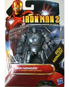 HASBRO 映画版 IRON MAN 2 3.75インチ MOVIE SERIES IRON MONGER