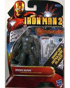 HASBRO 映画版 IRON MAN 2 3.75インチ COMIC SERIES ORIGINAL IRON MAN