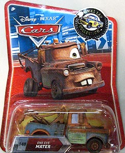 CARS FINAL LAP COLLECTION ONE EYE MATER