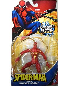 HASBRO SPIDER-MAN CLASSICS 2009 IRON SPIDER-MAN