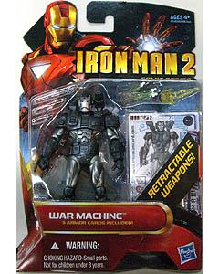 HASBRO 映画版 IRON MAN 2 3.75インチ COMIC SERIES WAR MACHINE