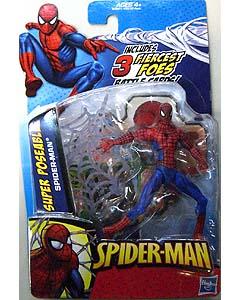 HASBRO SPIDER-MAN 3.75インチアクションフィギュア SUPER POSEABLE SPIDER-MAN