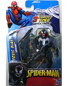 HASBRO SPIDER-MAN 3.75インチアクションフィギュア TOXIC BLAST VENOM
