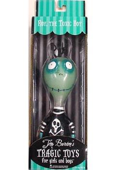DARK HORSE オイスターボーイの憂鬱な死 ROY,THE TOXIC BOY ラバースクイーズ人形