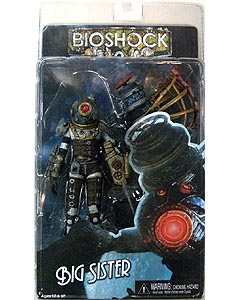 NECA PLAYER SELECT BIOSHOCK 7インチフィギュア SERIES 1 BIG SISTER