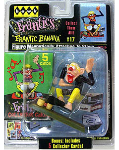 HAWK FRANTICS MAGNETIC FIGURE FRANTIC BANANA