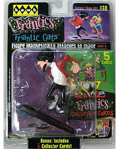 HAWK FRANTICS MAGNETIC FIGURE FRANTIC CATS [MAN] ブリスターワレ特価