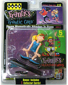HAWK FRANTICS MAGNETIC FIGURE FRANTIC CATS [WOMAN] ブリスターワレ特価