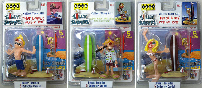 HAWK SILLY SURFERS MAGNETIC FIGURE 3種セット