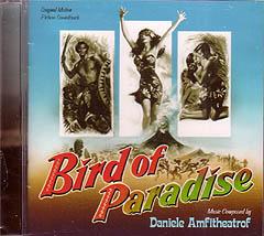 BIRD OF PARADISE 南海の劫火 / LYDIA BAILEY 嵐を呼ぶ太鼓 2作収録