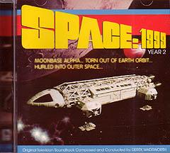 SPACE: 1999 YEAR 2 スペース1999 イヤー2